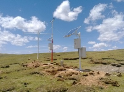 景区环境监测站