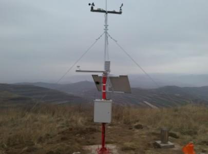 森林火险监测站