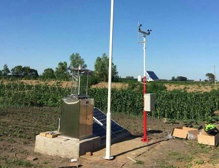 农林小气候自动气象观测站