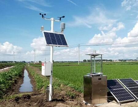 农林小气候自动观测站