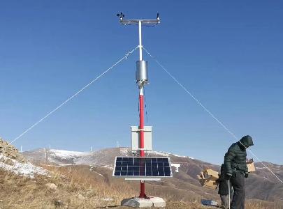 农业小型气象站